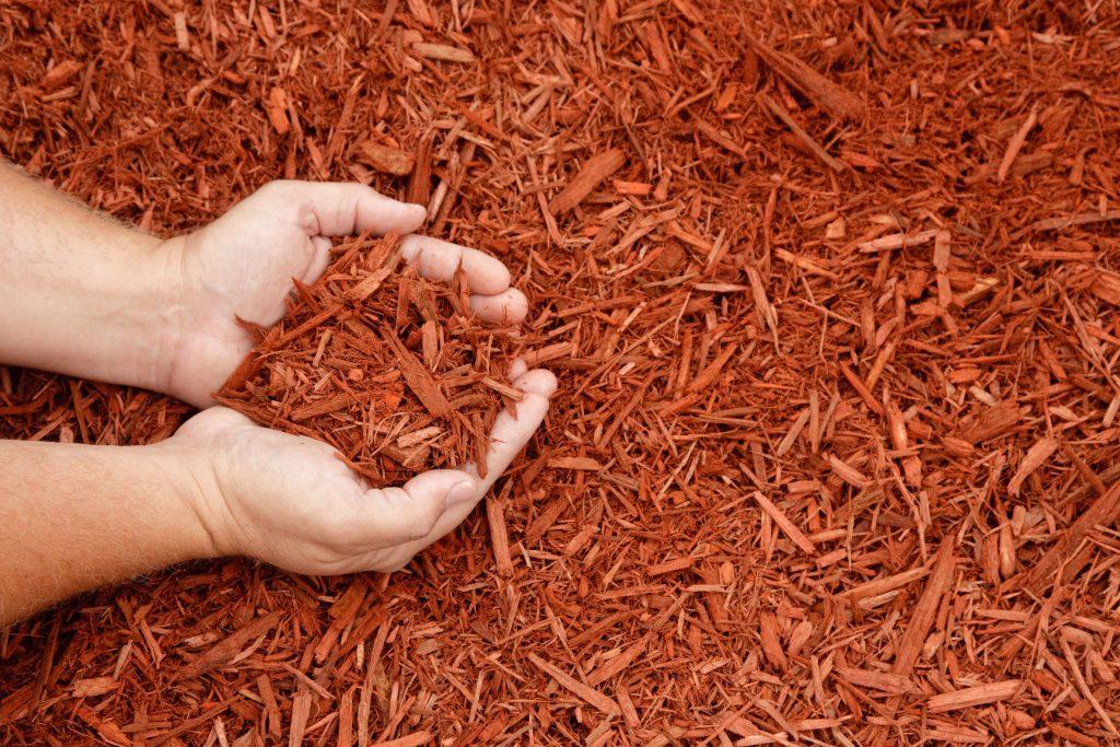 gray la mulch installation 8